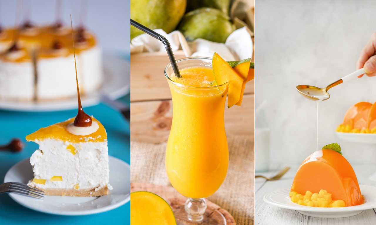 Yeh dil mango more: 30 recipes for the 30 days of April