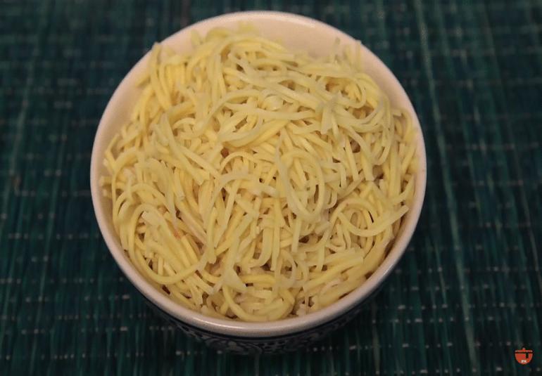 Boiled Noodles