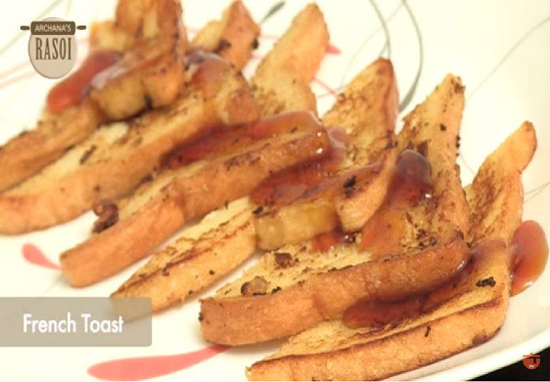 Delicious & Healthy French Toast Recipe