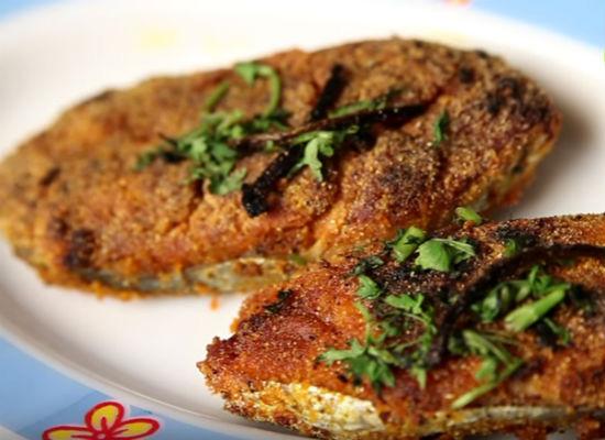 Goan Style Fish Fry