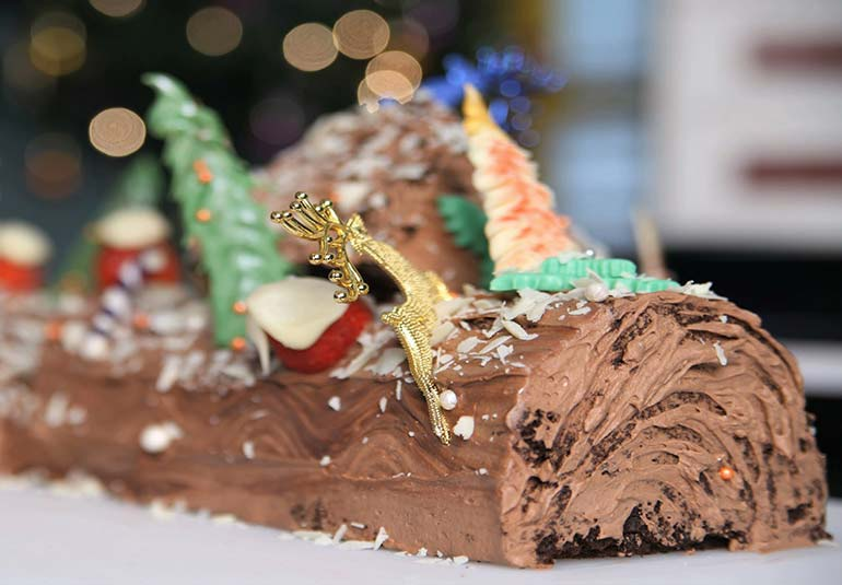 Christmas Special: Yule Log