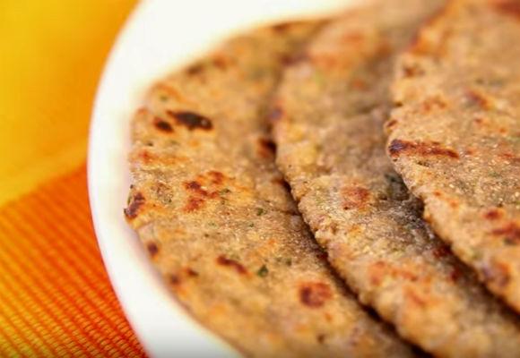 Bajre Ki Roti
