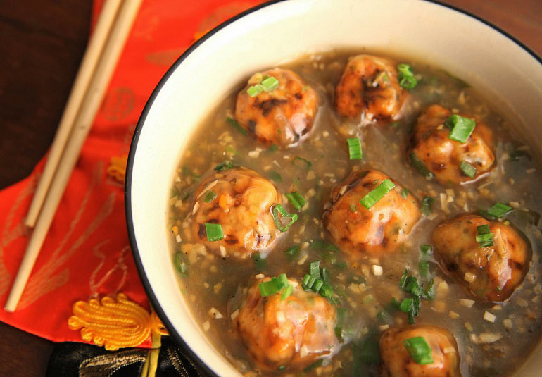 Budget Day Special-Vegetable Manchurian