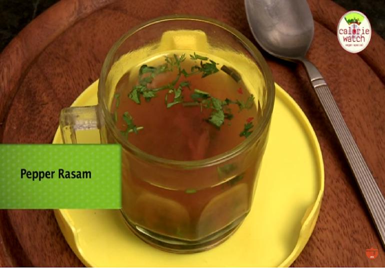 Pepper Rasam
