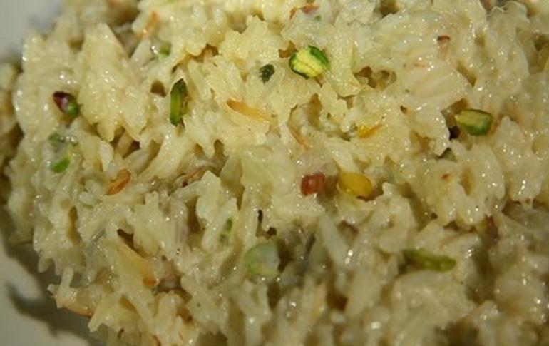 Bhatachi Kheer (Rice Pudding) By Archana