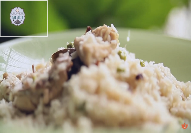 Quick and Easy Chicken Pulao