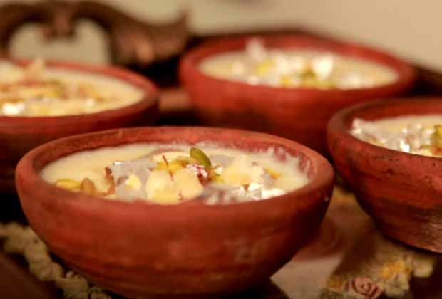 Straight from the Mughal Kitchen: Badami Kheer