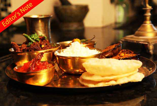 Celebrating the love for Indian food