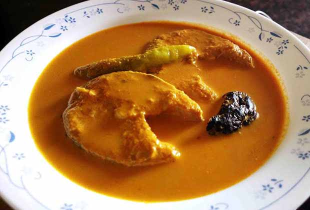 Goan xit codi for the soul ifn for Goan fish curry recipe
