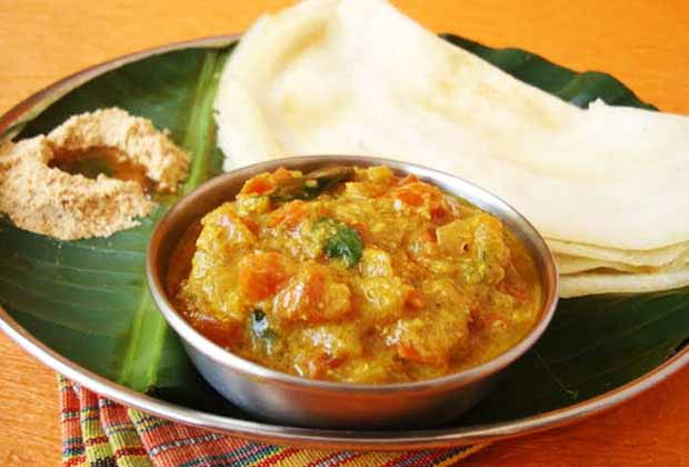 Jw marriott brings the food of andhra pradesh to mumbai for Andhra cuisine vegetarian