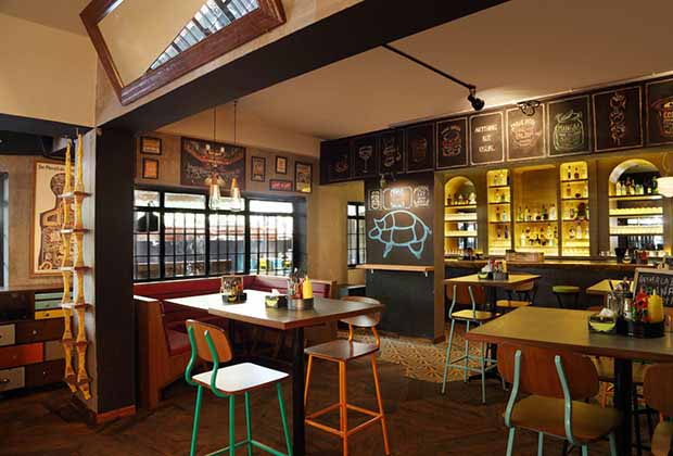 What to expect from the Mumbai outpost of Monkey Bar