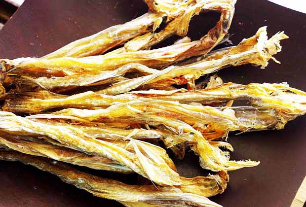 A Goan dry fish recipe to tide over the wet months