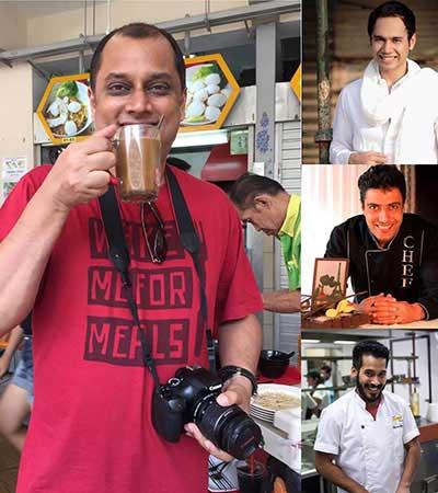 Adda with Kalyan: The Gourmet Traveller #Hangout