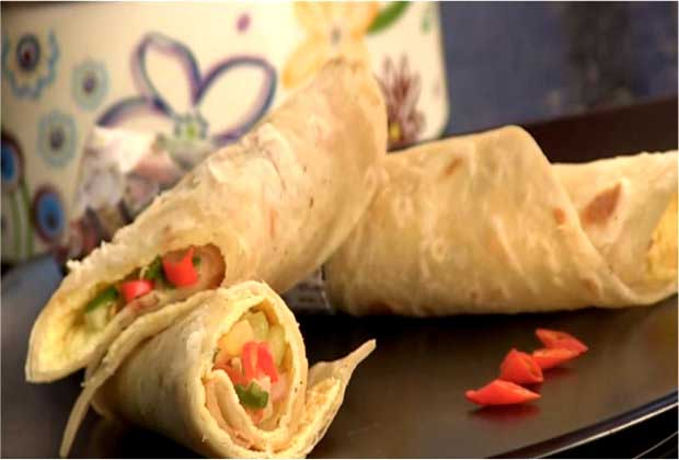 How to Make Egg Roll by Ananya Banerjee