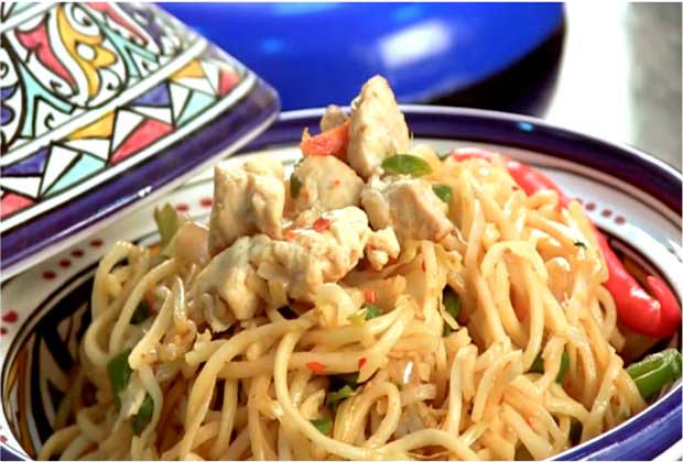 How to Make Chowmein by Ananya Banerjee