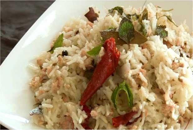 How To Make Chicken Kheema Pulao by Archana Arte