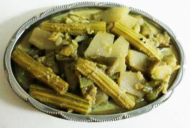 Shukto: A Bengali bitter vegetable recipe