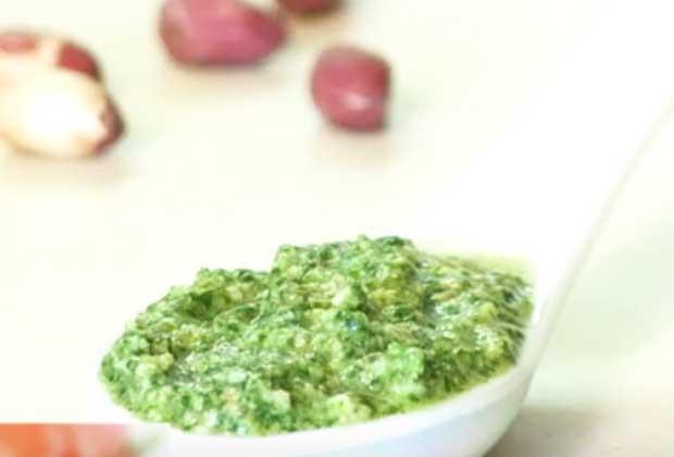 Recipe: Quick Peanut & Coriander Dip