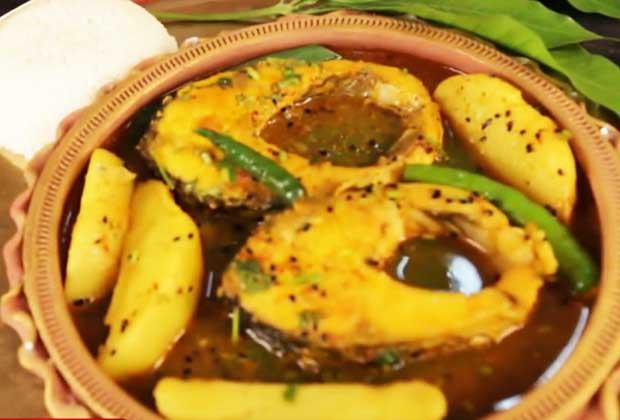 Recipe: Everyday Rui Macher Jhol