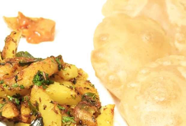 Recipe: Homely Maharashtrian Aloo Bhaaji