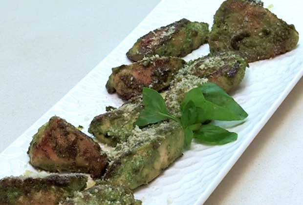 Recipe: Pesto Chicken For A Midweek Meal