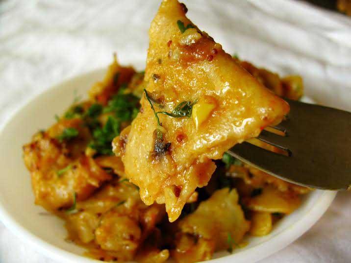 Seyal Maani: Cooking With Leftover Rotis