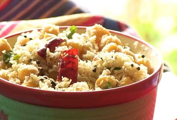 Recipe: Kabuli Chana Sundal For Ganpati Bappa