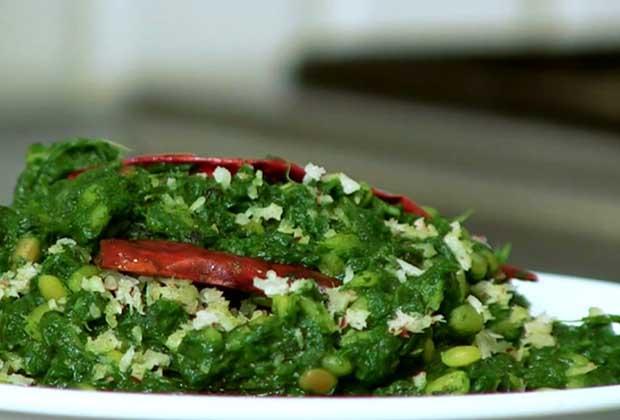 Recipe: Healthy Keerai Masiyal
