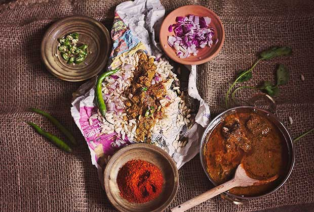 Tales Of A Jwai & His Encounters With Odia Food