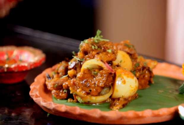Bengali Mutton Do Pyaza