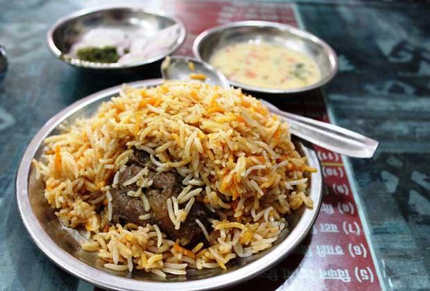 Adda With Kalyan: The Battle Of The Biryani #Hangout
