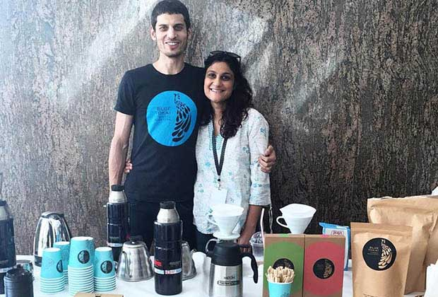 Wake Up And Smell The Coffee With Matt And Namrata