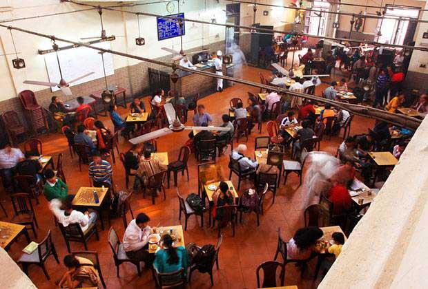 Where To Eat Around Kolkata's Presidency College