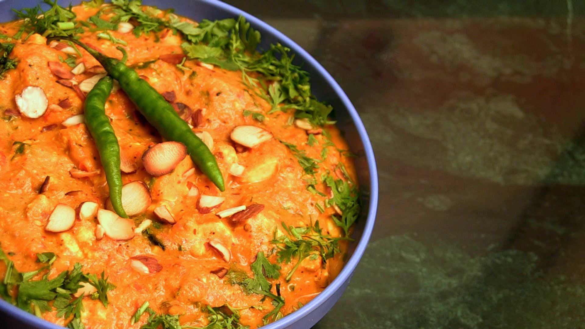 Mid-Week Meals: Shahi Paneer