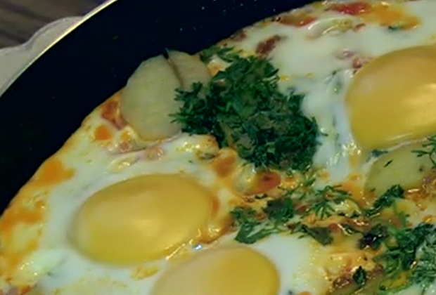Dig Into The Coastal Version of Egg Frittatas