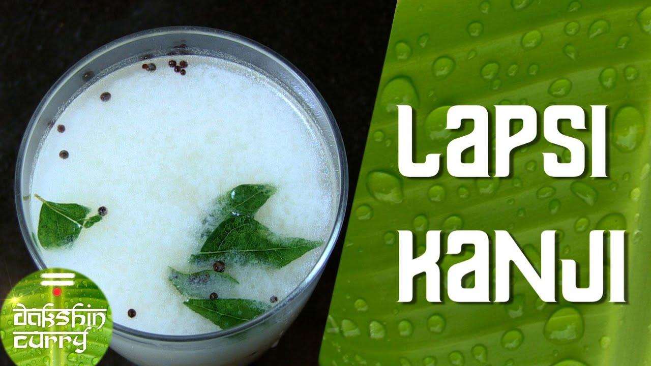 Refreshing Lapsi Kanji