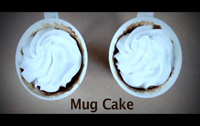 The Easiest Mug Cake Recipe Ever!