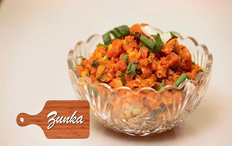 Zunka From The Coastal Kitchen