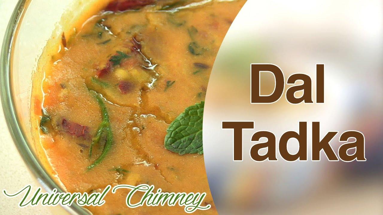 Restaurant-Style Dal Tadka