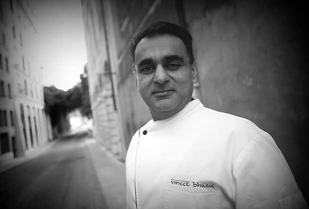 The Story Behind A 4-Hour Meal With Chef Vineet Bhatia