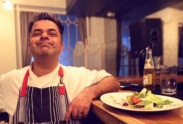 IFN Rapid Fire: Chef Vicky Ratnani