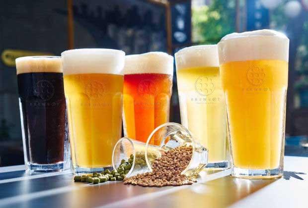 Grab A Beer At Just Rs. 22 At Brewbot, Andheri