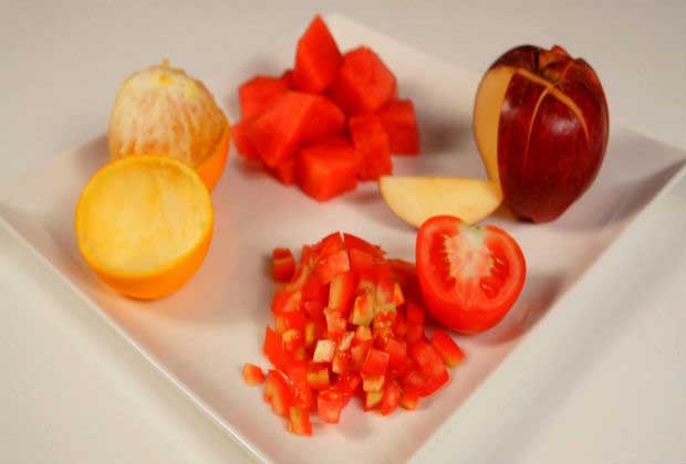 Tips And Tricks: How To Cut Fruits And Vegetables Quickly