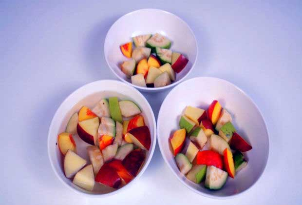 Tips & Tricks: How To Keep Fruits From Browning
