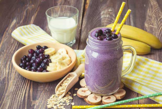 5 Ways To Quirk Up Your Breakfast Smoothie