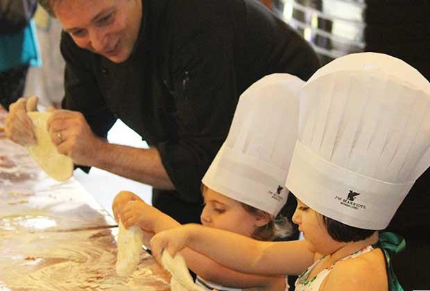 Event Alert: Watch Your Kids Turn Into Little Masterchefs In This Italian Masterclass