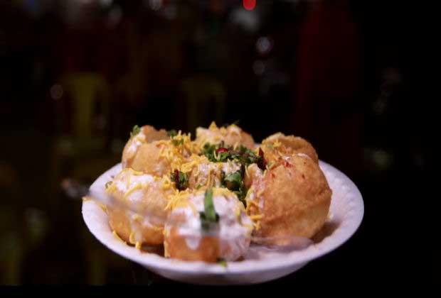 Gujarat Street Food: Chaat