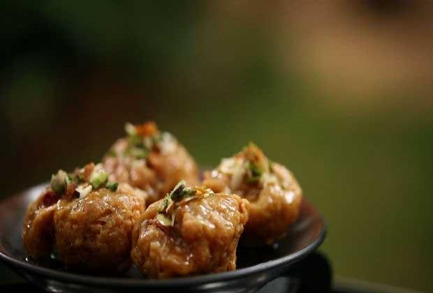 Diwali Special: Balushahi (Indian Glazed Doughnut)
