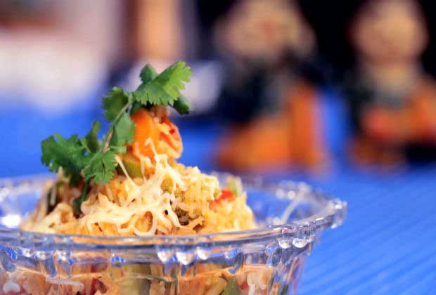 Fusion Food: Indo-Mexican Rice