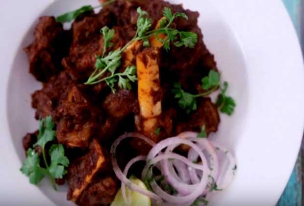 Dussehra Special: Kolhapuri Mutton